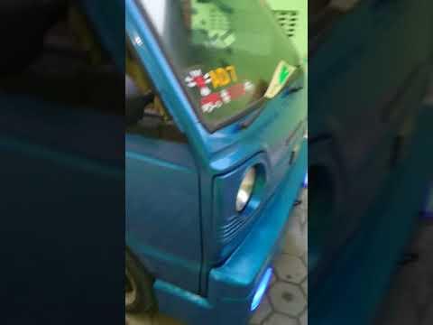 Modifikasi mobil CARRY Bagong 86