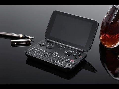 GPD WIN Handheld PC Game Console RAM: 4GB ,ROM: 64GB / Mini Laptop / Mini gamepad