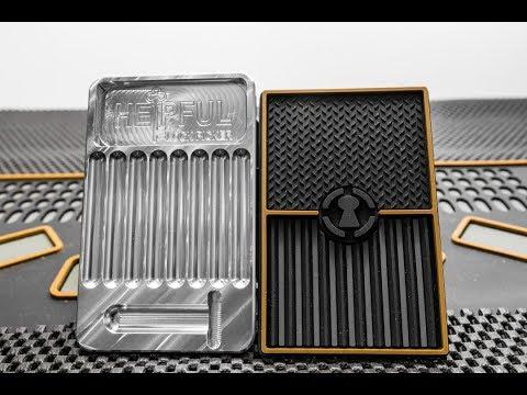 [245] Review Of Lockfall.com CNC Aluminum Pinning Trays   Mini & Large