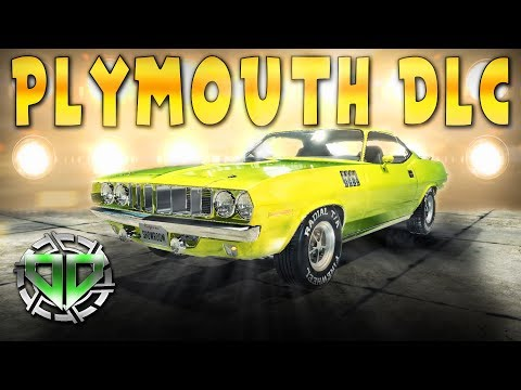 Plymouth DLC New Cars, Track, & Parts : Car Mechanic Simulator 2018 : PC Lets Play
