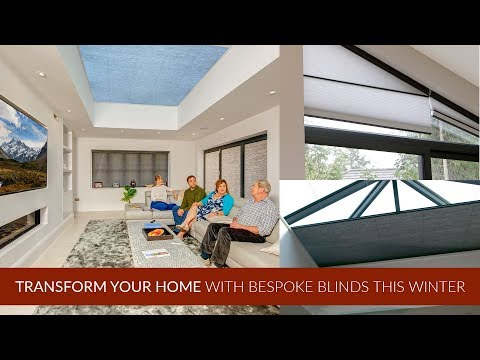 Transform Your Home With Bespoke Blinds This Winter