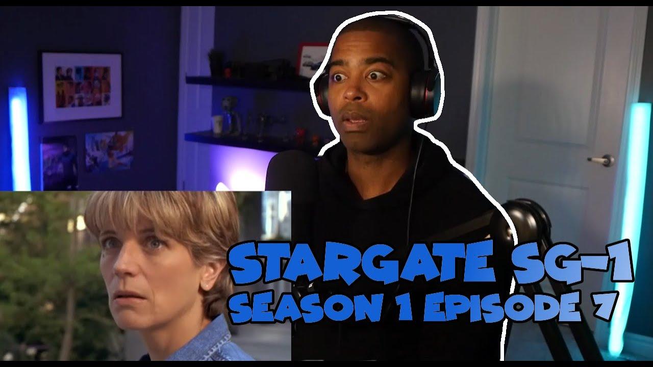 "Download Stargate SG-1 Season 1 Episode 7 ""Cold Lazarus"" ( JV REACTION )"