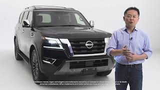 2021 Nissan Armada | Technology