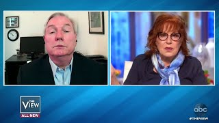 Dr. Michael Osterholm Explains Why COVID Outbreak Must Remain a Science Issue | The View