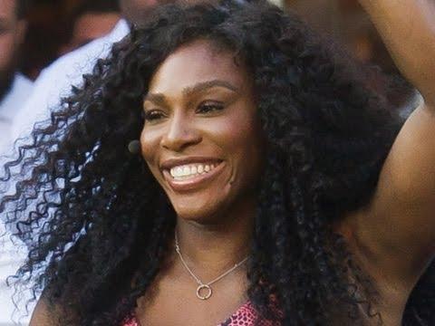 Serena Has a Shot at Singing