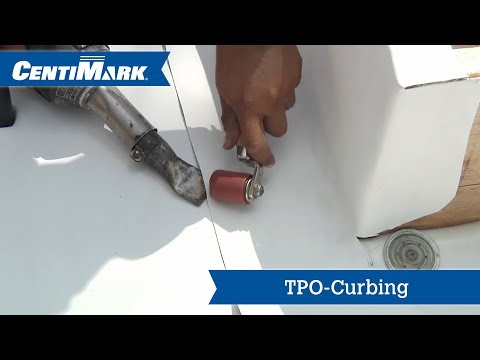 TPO Roof System Curbing | Roof Restoration Service | CentiMark