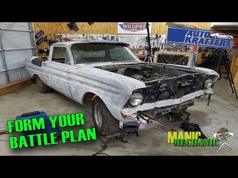 Plan Your Metal Work For Best Results Episode 49 Manic Mechanic