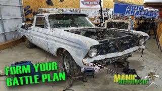 Plan Your Metal Work For Best Results Episode 49 Manic Mechani…