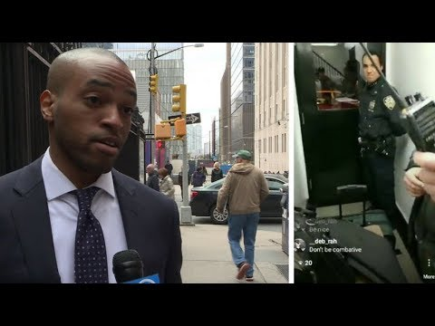 Cops called to apartment for `burglary in progress` find black tenant moving into unit