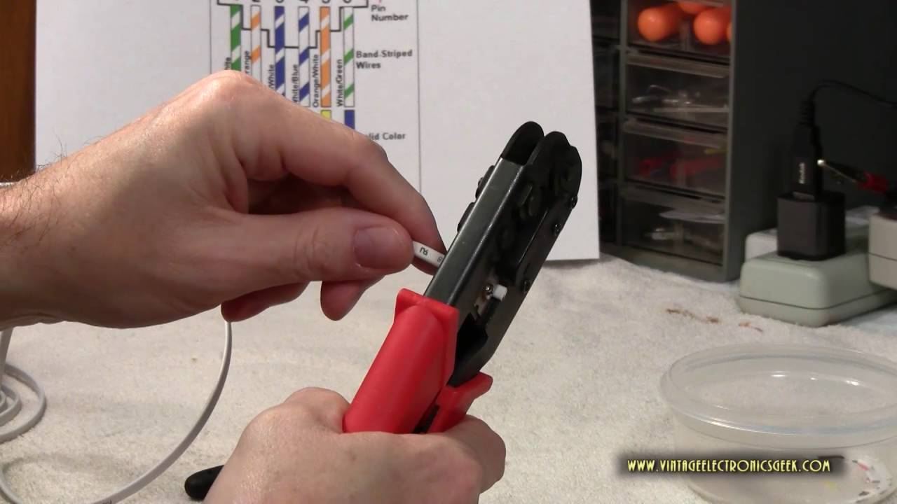Phone Outlet Wiring