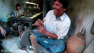 Faceting Interview (Polishing) - Jaipur, India