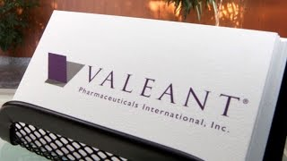 Citron Research Founder: What Valeant's Doing 'Sounds Illegal'