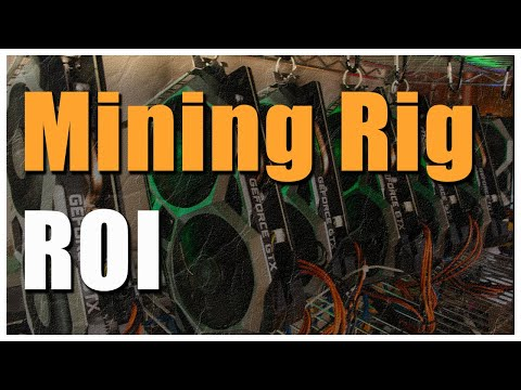 How I Payoff (ROI) My Mining Rigs