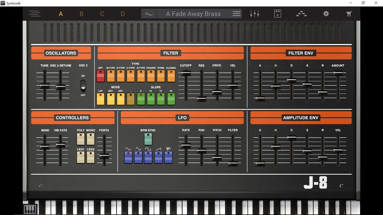 IK Multimedia Syntronik VST Free Download
