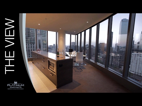 The View // Luxury Melbourne CBD Accommodation - Platinum Apartments