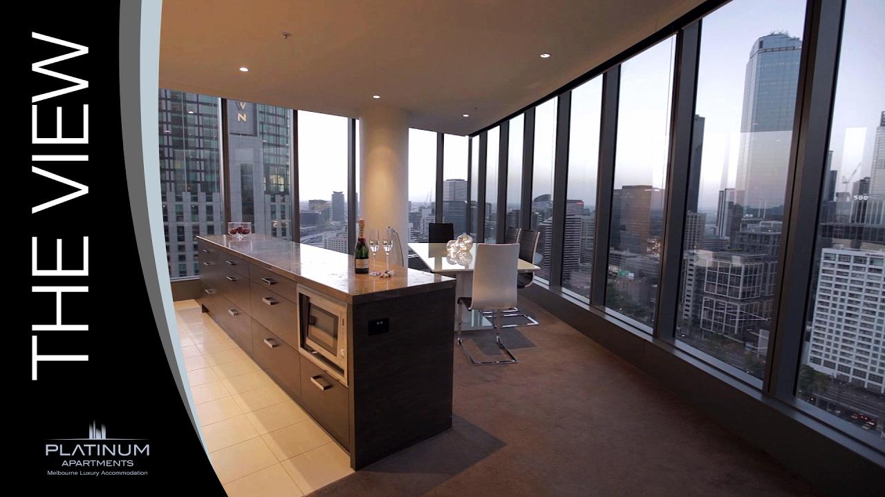 The View Luxury Melbourne Cbd Accommodation Platinum Apartments