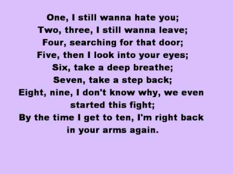 Ten Lyrics- Jewel