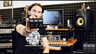 Zoom GCE-3 // Test&Overwiev Guitar and Bass