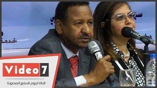 """وزير خارجية السودان الأسبق: علاقة مصر والسودان """"أبدية"""""""