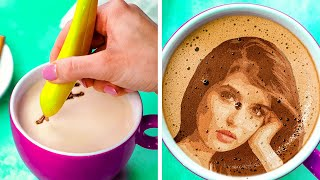 15 UNUSUAL COFFEE HACKS YOU&#39VE NEVER SEEN BEFORE  Best Coffee Recipes You&#39ll Love!