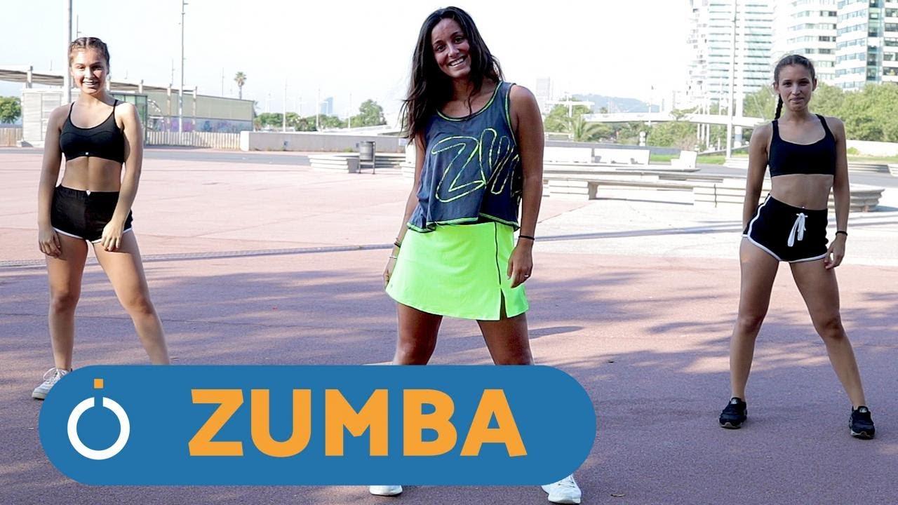 Zumba Para Bailar Zumba Con Canciones De Reggaeton Youtube