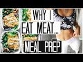 Why I Eat Meat Again... | Meal Prep for Beginners | What I Eat in a Day