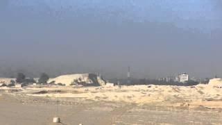 قناة السويس الجديدة :فيديو حصرى لظهور مدينة الاسماعيلية بعد أزالة خط بارليف بقناة السويس الجديدة