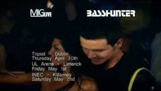 Basshunter NationalShow Ireland