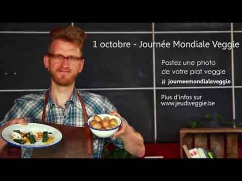 Jeudi Veggie: recette végétarienne pour la journée mondiale du végétarisme 1 octobre 2015