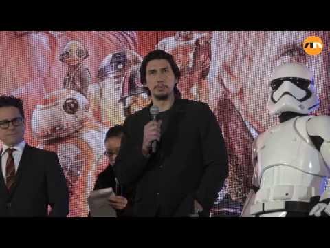 " ""Star Wars: The Force Awakens"" Japan Premiere red carpet in Tokyo"