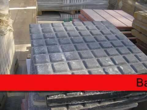 Como se hace una baldosa youtube - Baldosas de cemento ...