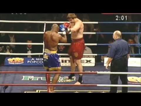 K-1 Alexey Ignashov vs Gary Goodridge2006