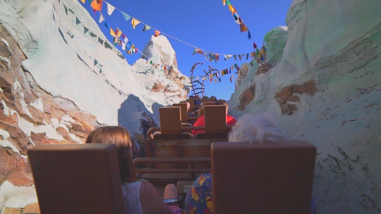 Expedition Everest (On-Ride Back) Animal Kingdom - Walt Disney World