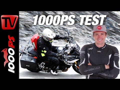 Test auf 2.500 Meter! BMW F850GS Test - Alpenmasters - Teil 17 von 18