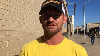 Guiding Light member Jeremy Balcom to run Grand Rapids Marathon