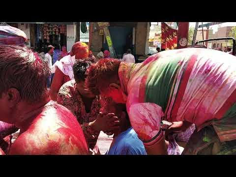 बीकानेरी होली : रंग लगाने के इस शौक को देख कर दंग रह जाएंगे आप...!