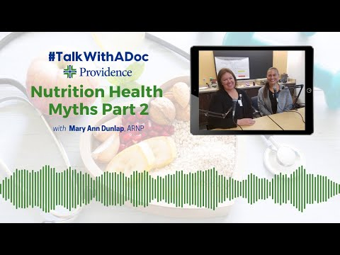 TWAD - Nutrition Myth part 2