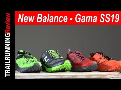 New Balance - Gama Zapatillas Trail Running 2019