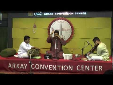 Music Season 2013-My take 11.Sriram Parthasarathy-Behag