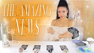 🔮(PICK A CARD)🔮The AMAZING NEWS Coming Your Way!✨🔮PSYCHIC READING🔮✨