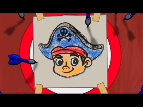 Джейк и Пираты Нетландии   Легион пирата разбойника. Часть 1   серия 15 сезон 4  Мультфильм Disney