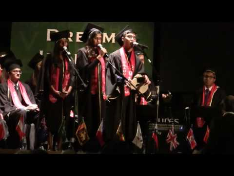 """Count on me!"" by Dubai International Academy Graduating Class 2016"