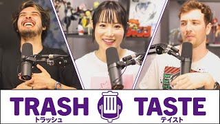Sitting Down with an Ex-Japanese 𝒫ó𝓇𝓃𝓈𝓉à𝓇 (ft. Shibuya Kaho) | Trash Taste #11