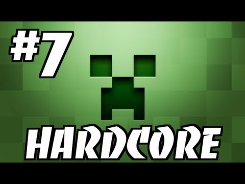MINECRAFT HARDCORE: DESERT TEMPLE SECRET MEANING!!!! Let's Play #7