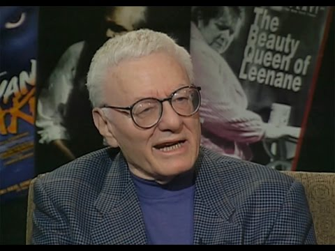 "Peter Shaffer Discusses ""AMADEUS"" On THEATER TALK"