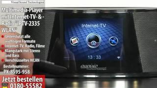 auvisio Multimedia-Player mit …