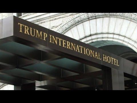 Inside murky foreign profits at Trump