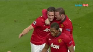 Manchester United. 3-0 Olympiakos | UEFA Şampiyonlar Ligi En İyi 50 Maç No: 39