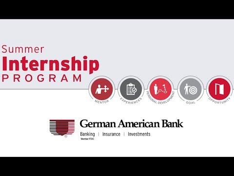 Careers | German American Bank
