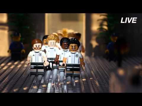 LEGO Minifigures: DFB - Die Mannschaft